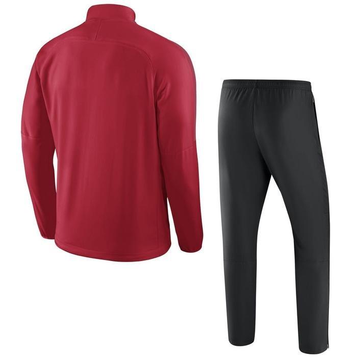 Dry Academy18 Erkek Kırmızı Futbol Eşofman-Takımı 893709-657 1005201