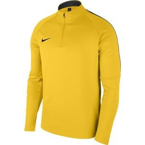 Dry Acdmy Erkek Sarı Futbol Uzun Kollu Tişört 893624-719