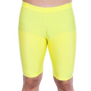 Erkek Sarı Kısa Tayt 6039513