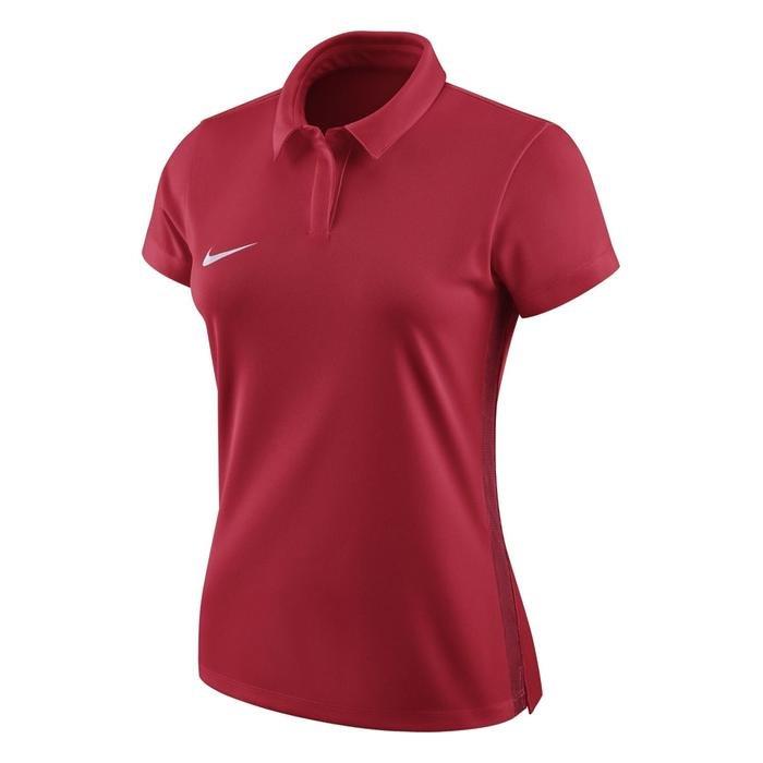 Dry Academy18 Kadın Kırmızı Futbol Polo Tişört 899986-657 1026175