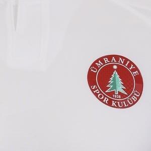 Ümraniyespor Erkek Beyaz Futbol Forma 893964-100-UMR