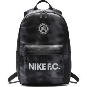 Nk F.C. Unisex Siyah Futbol Sırt Çantası BA6109-010