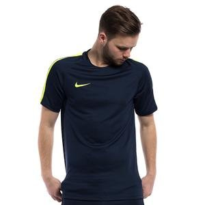 Dry Sqd Top Erkek Lacivert Futbol Tişört 831567-451