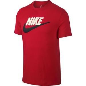 Brand Mark Erkek Kırmızı Günlük Stil Tişört AR4993-657