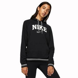 Vrsty Kadın Siyah Günlük Stil Sweatshirt BV3973-010
