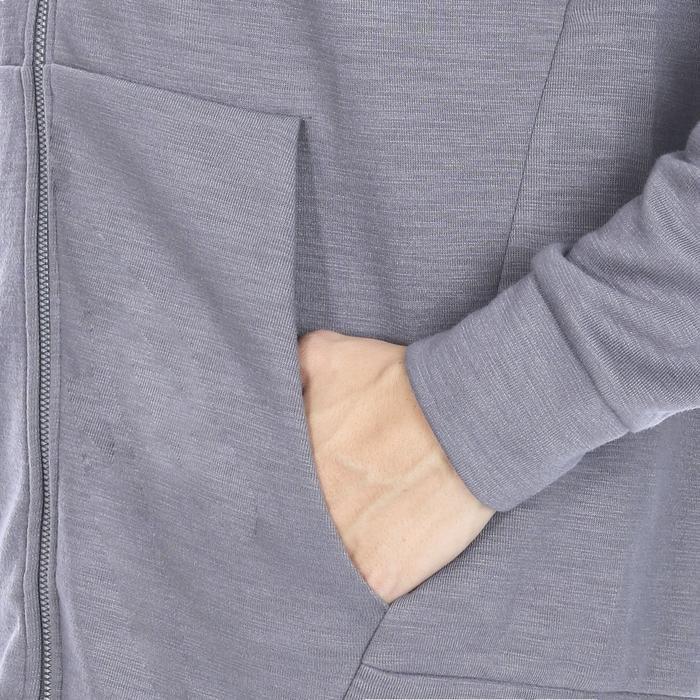 Sportswear Erkek Gri Günlük Stil Sweatshirt 928475-021 1056241