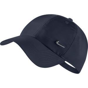 H86 Metal Swoosh Unisex Lacivert Şapka 943092-451
