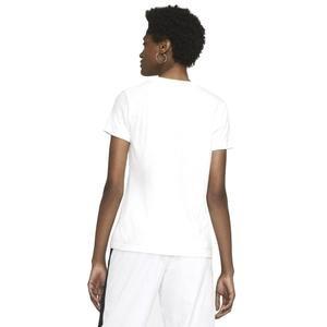 Sportswear Varsıty Kadın Beyaz Günlük Tişört CK4371-100