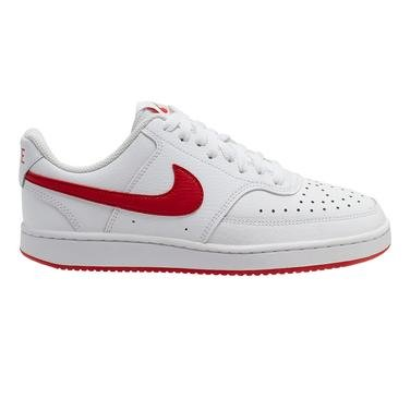 Court Vision Kadın Beyaz Günlük Ayakkabı CD5434-101 1175001