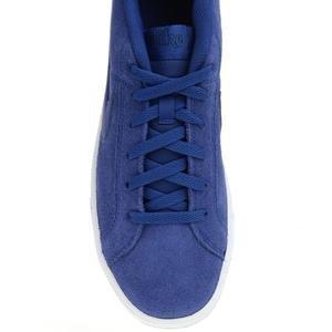 Court Royale Suede Erkek Günlük Stil Mavi Ayakkabı 819802-405