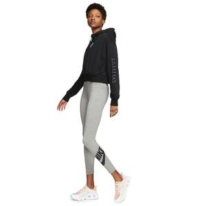 Leggings Sportswear Leg-A-See High Waist Futura Kadın Gri Tayt CJ2297-063