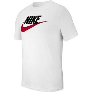 Icon Futura Erkek Beyaz Günlük Stil Tişört AR5004-100