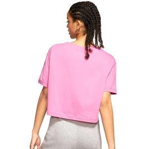 Sportswear Essential Kadın Pembe Kısa Tişört BV6175-693