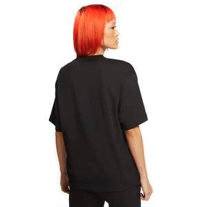 Sportswear Air Kadın Siyah Günlük Tişört CJ3105-010