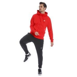 Sportswear Erkek Kırmızı Günlük Stil Sweatshirt BV2648-657
