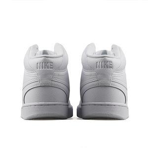 Court Vision Mid Kadın Beyaz Günlük Ayakkabı CD5436-100