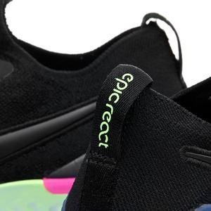 Epic React Flyknit 2 Kadın Siyah Koşu Ayakkabısı BQ8927-003