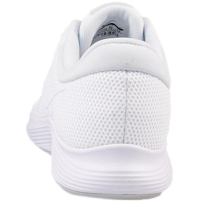 Revolution 4 Eu Erkek Beyaz Koşu Ayakkabısi Aj3490-100 1002984