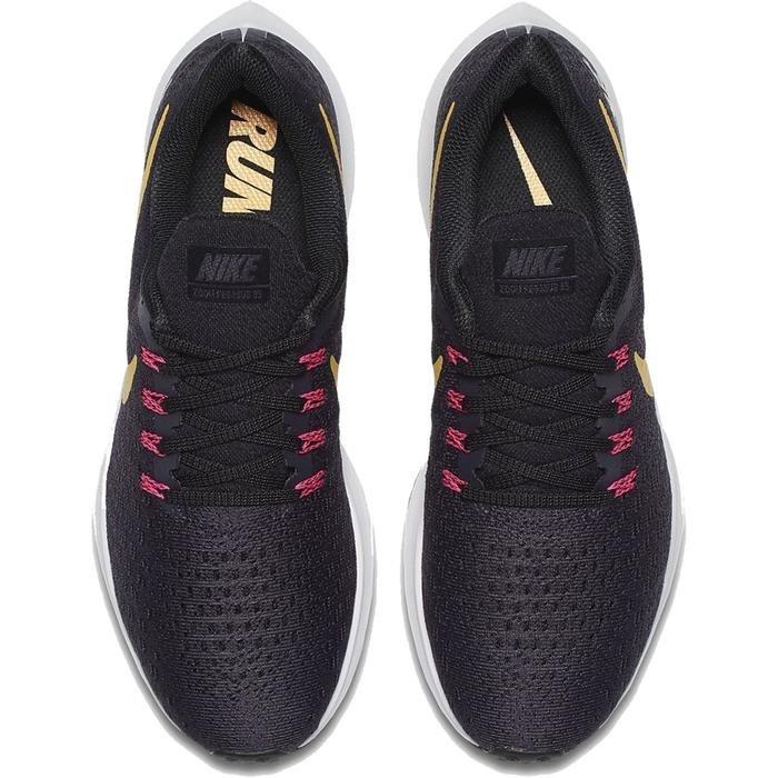 Air Zoom Pegasus 35 Kadın Siyah Koşu Ayakkabısı 942855-008 1068760