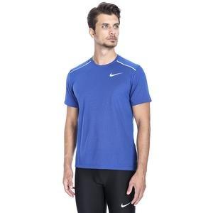 Brthe Rise 365 Erkek Mavi Koşu Tişört AQ9919-438