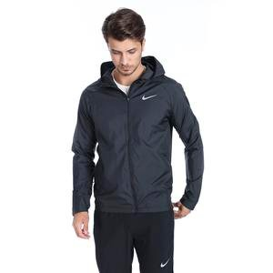 Essential Erkek Gri Kapüşonlu Ceket BV4870-010