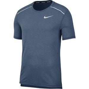 Brthe Rise 365 Erkek Mavi Koşu Tişört AQ9919-418