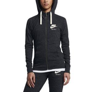 Gym Vntg Kadın Siyah Günlük Stil Sweatshirt 883729-010