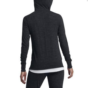 Gym Vntg Kadın Siyah Günlük Stil Sweatshirt 883729-010 975865