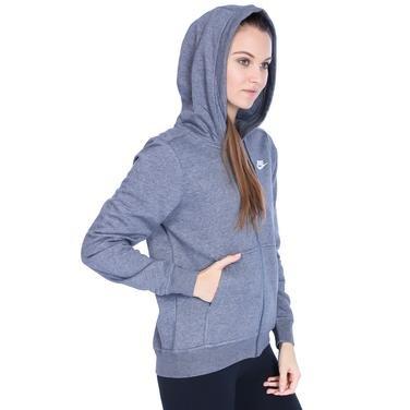 NsHoodie Kadın Mavi Günlük Stil Sweatshirt 853930-071 974379