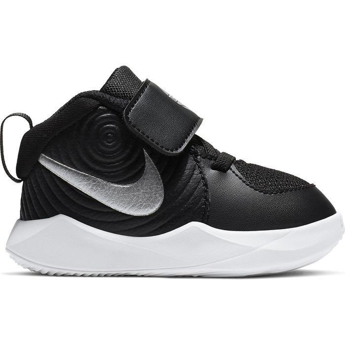 Team Hustle D 9 (Td) Çocuk Siyah Basketbol Ayakkabısı AQ4226-001 1123489