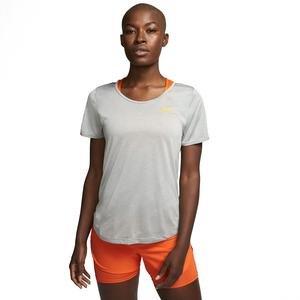 Runaway Kadın Gri Antrenman Tişörtü CJ1986-073