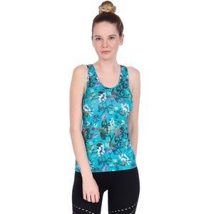 Spo-Polbaslet Kadın Mavi Koşu Atlet 710144-0VR-SP