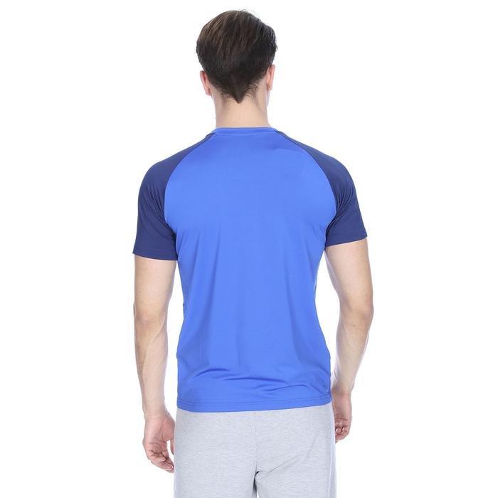 Antrenman Erkek Mavi Koşu Tişört TK17KMP16-0SX 960048