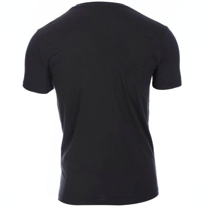 Firture Erkek Siyah Koşu Tişört 710701-SYH 1092822