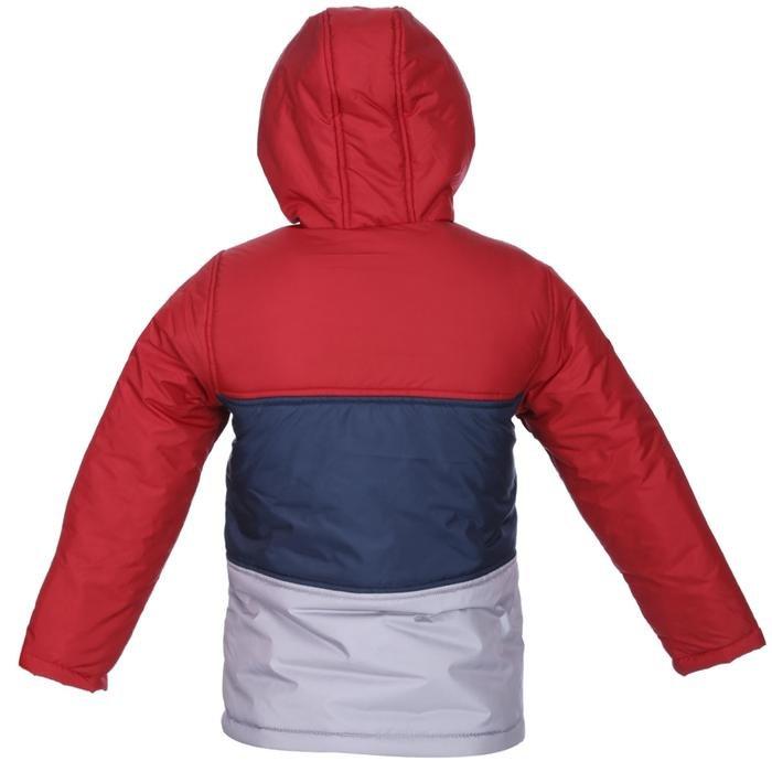 Çocuk Çok Renkli Kapüşonlu Outdoor Mont B10008-RNK 1111689