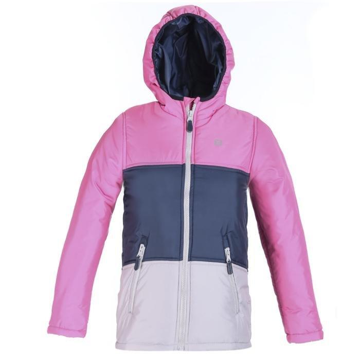 Çocuk Çok Renkli Kapüşonlu Outdoor Mont G10007-RNK 1111749
