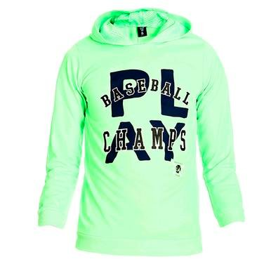 Boyswetwo Çocuk Yeşil Koşu Sweatshirt B10002-YES 1111643