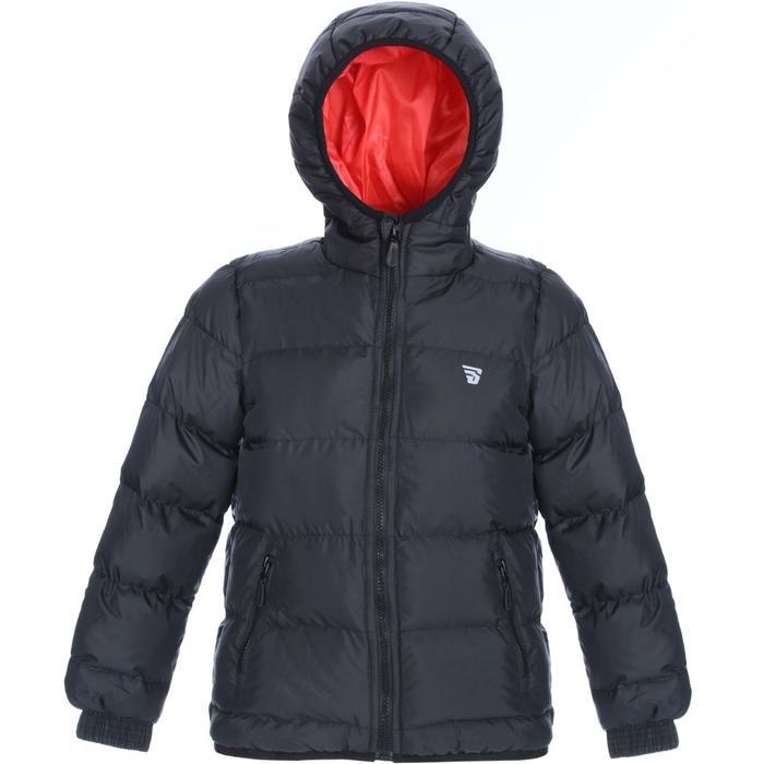 Çocuk Siyah Kapüşonlu Outdoor Mont B10007-SYH 1111679