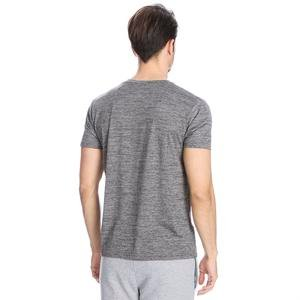 Mikselect Erkek Gri Koşu Tişört 710505-DGM