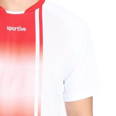 Cougar Erkek Beyaz Futbol Forma 201411-0BK 636280