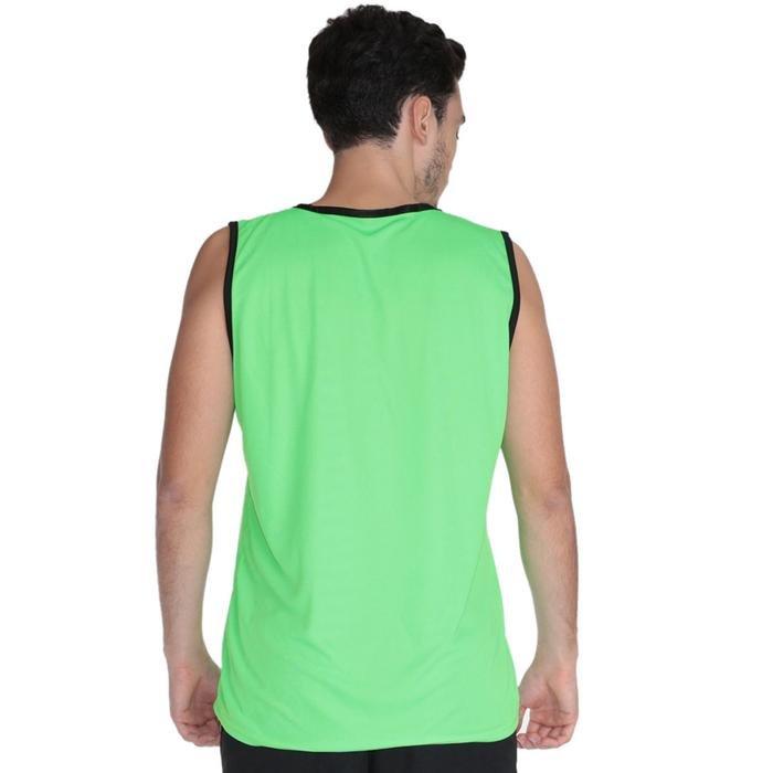 Erkek Yeşil Bisiklet Yaka Antrenman Atleti 0600206333003 95816