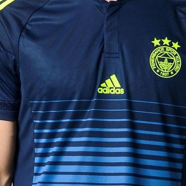 Fenerbahçe 15 Third Erkek Lacivert Futbol Forması AN8118 766621