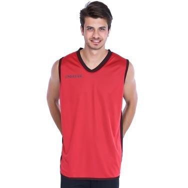 Basics Line Erkek Kırmızı Çift Taraflı Antrenman Forması 500001-0KS 294136