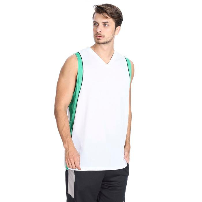 Falcon Erkek Beyaz Basketbol Forması 500036-0BY 478556
