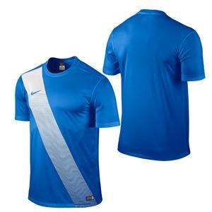 Sash Jsy Erkek Mavi Futbol Tişört 645497-463