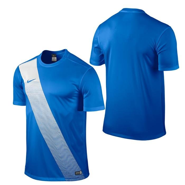 Sash Jsy Erkek Mavi Futbol Tişört 645497-463 741388