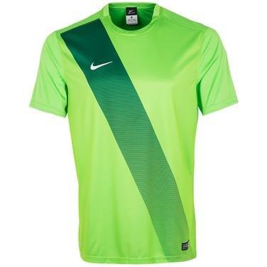 Sash Jsy Erkek Yeşil Futbol Tişört 645497-313 741380