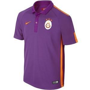 Galatasaray Çocuk Mor Futbol Tişört 631244-552