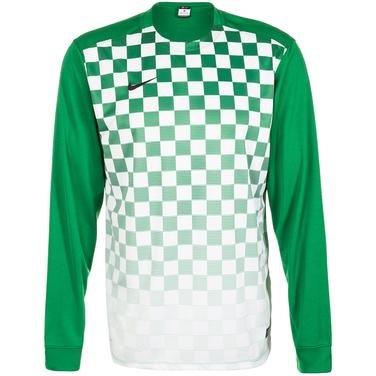 Ls Precision III Erkek Yeşil Futbol Uzun Kollu Tişört 644629-302 906342