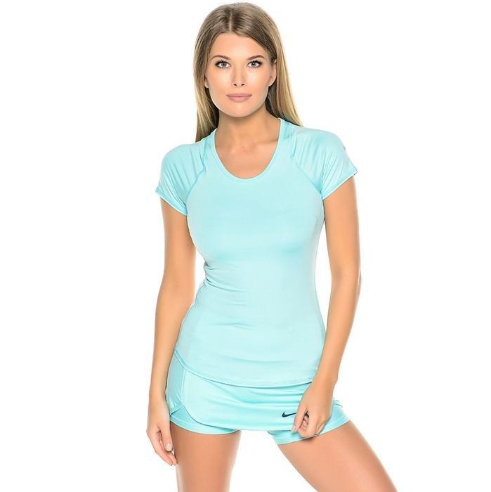 Advantage Court Top Kadın Mavi Tenis Tişört 620830-466 739260